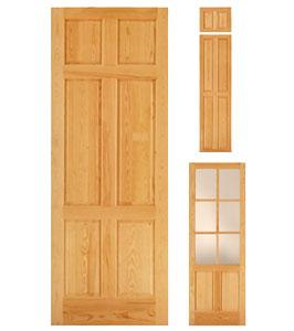 Puertas de interior macizas puertas de madera maciza - Puertas macizas interior ...