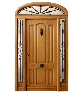 Puertas de calle modernas puertas de exterior modernas for Puertas de madera exterior modernas precios