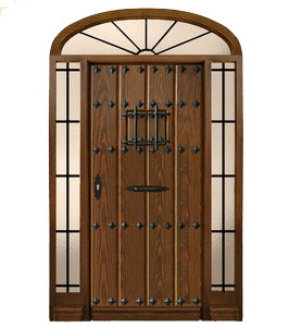 Puertas de calle r sticas puertas de exterior rusticas for Puertas rusticas exterior aluminio precios