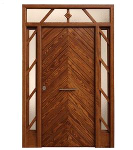 Puertas de calle vanguardistas puertas de exterior for Modelo de puertas para habitaciones modernas