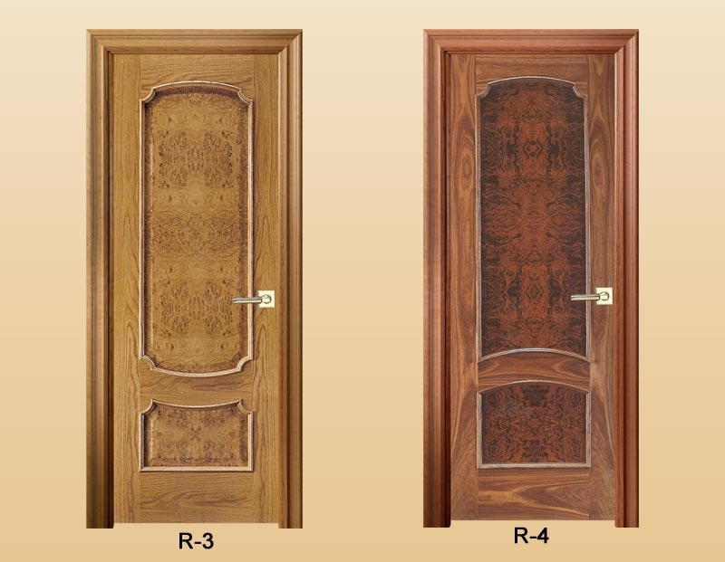 Puertas de interior serie raiz puertas para interior - Manillas para puertas de interior ...